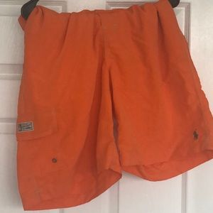 Polo men's swim trunks new with tags xl